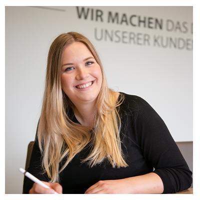 Ansprechpartnerin Christine Middelkamp für Marketing