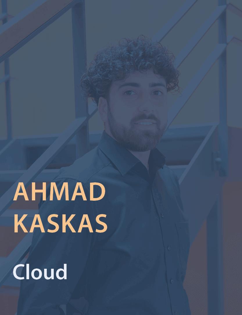 Mitarbeiterfoto Ahmad Kaskas