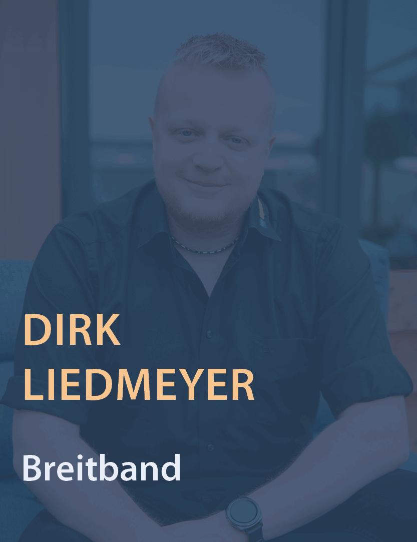 Mitarbeiterfoto Dirk Liedmeyer