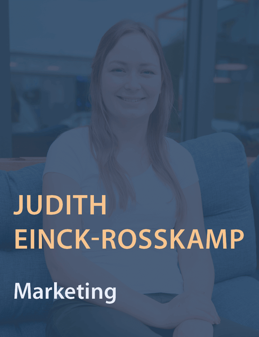 Mitarbeiterinfoto Judith Einck-Roßkamp