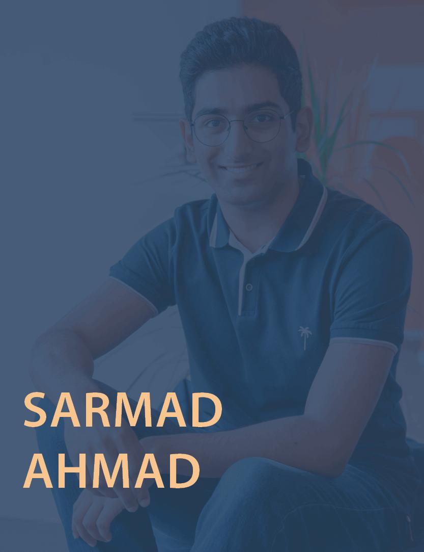 Mitarbeiterfoto Sarmad Ahmad