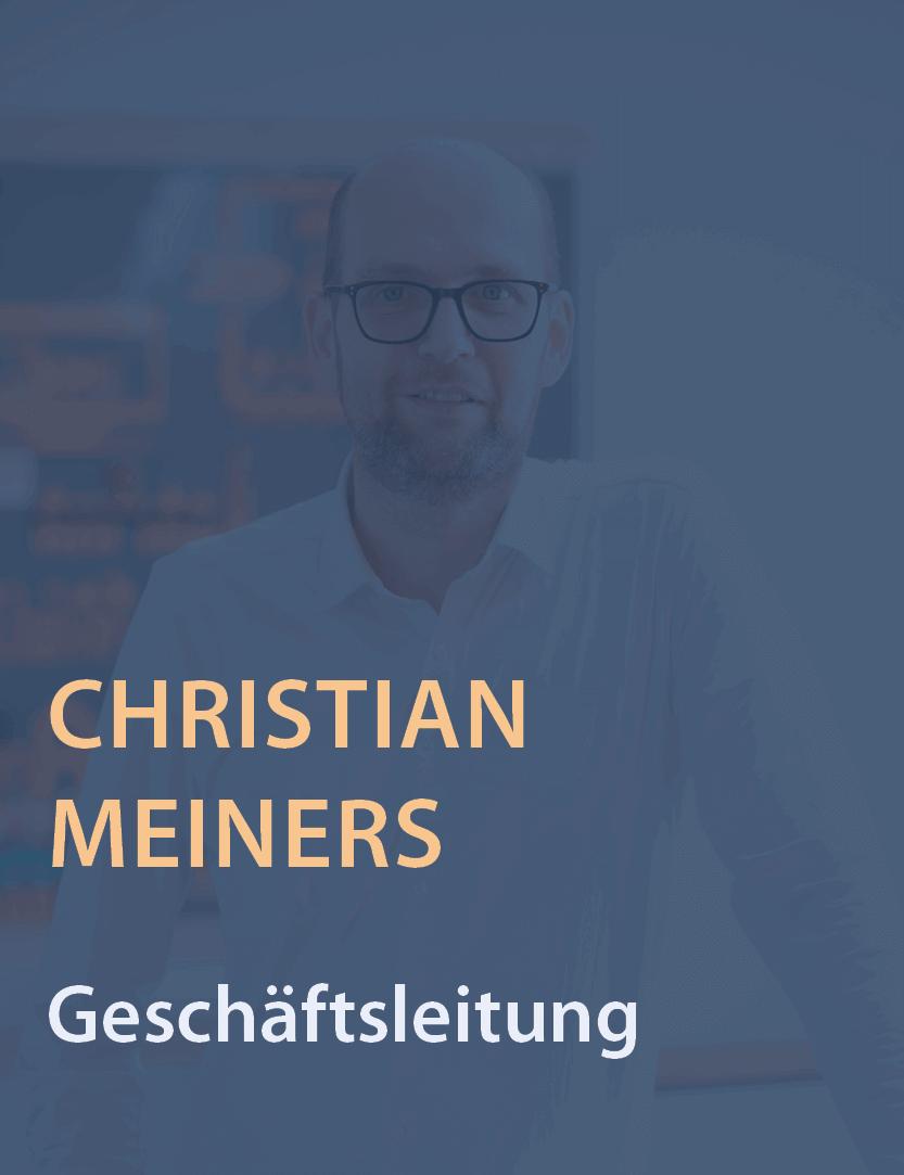 Geschäftsführer und Gesellschafter der epcan GmbH Christian