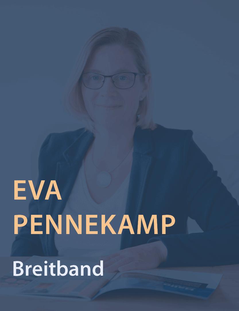 Mitarbeiterinfoto Eva Pennekamp