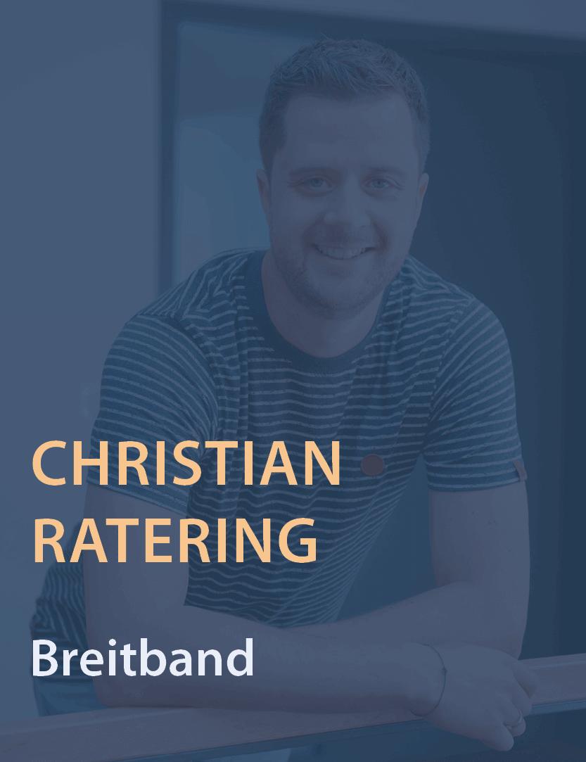 Mitarbeiterfoto Christian Ratering
