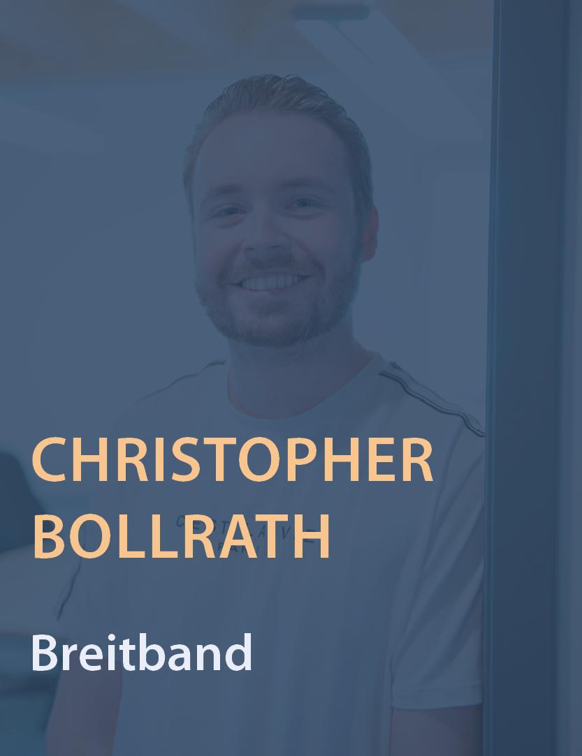 Christopher Bollrath   Breitband