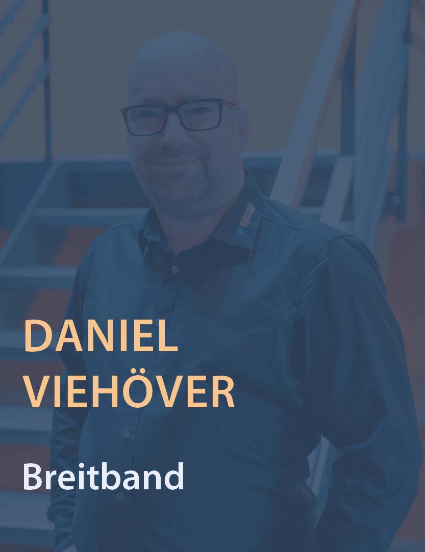 Mitarbeiterfoto Daniel Viehöver