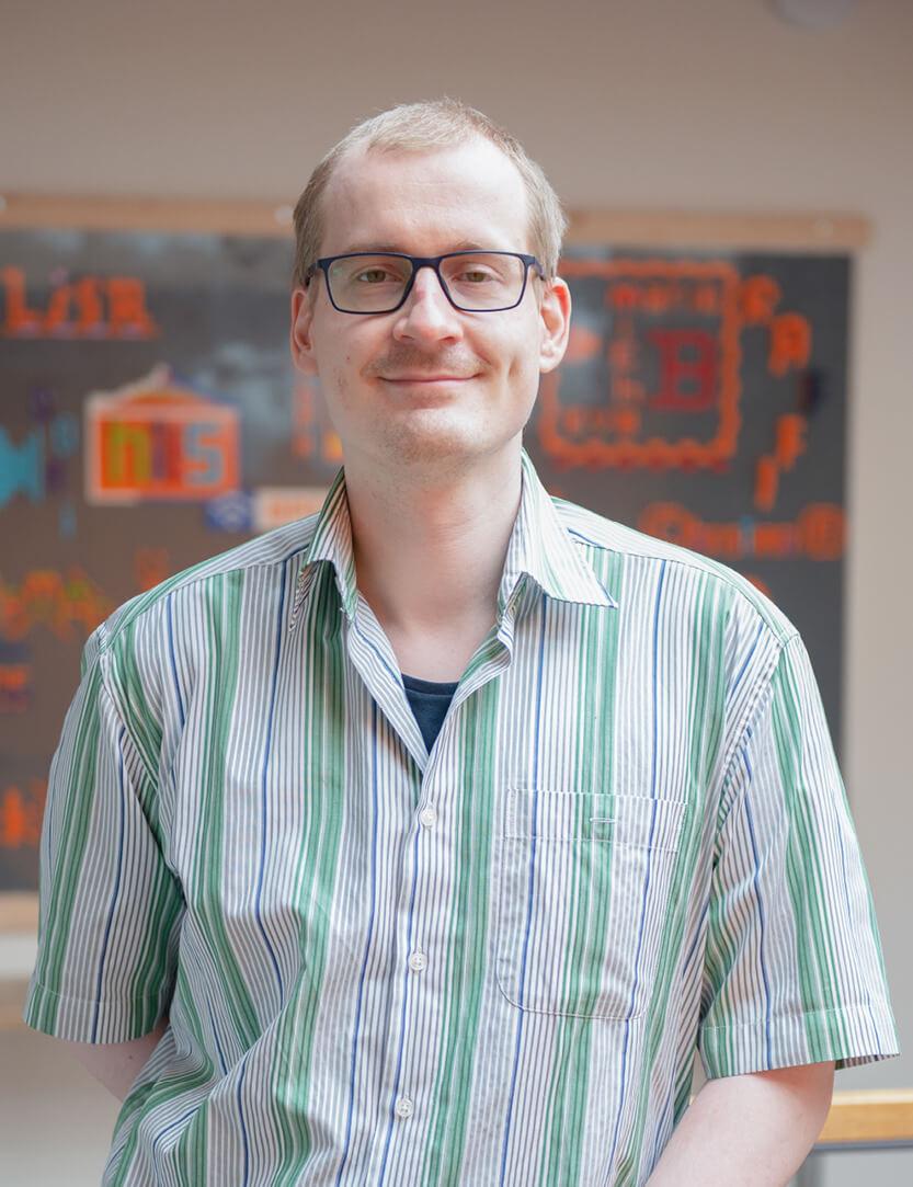 Mitarbeiterfoto Christian Hunhoff