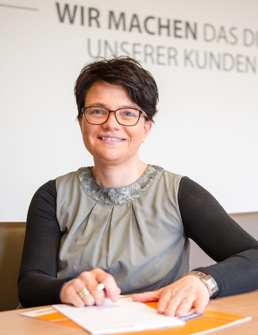 Mitarbeiterinfoto Marion Deckeling