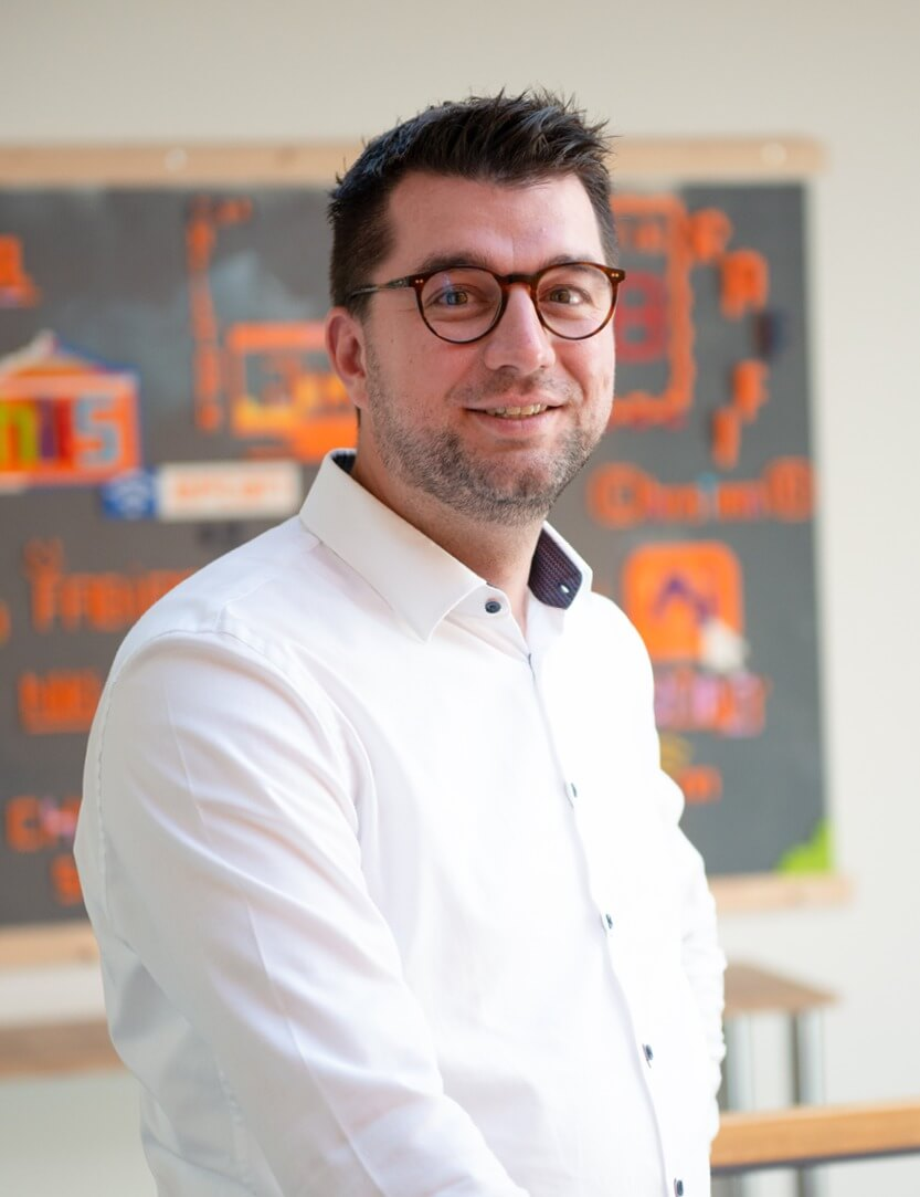 Geschäftsführer und Gesellschafter der epcan GmbH Nils Waning