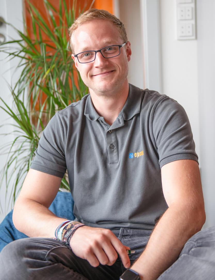 Mitarbeiterfoto Sebastian Möcker