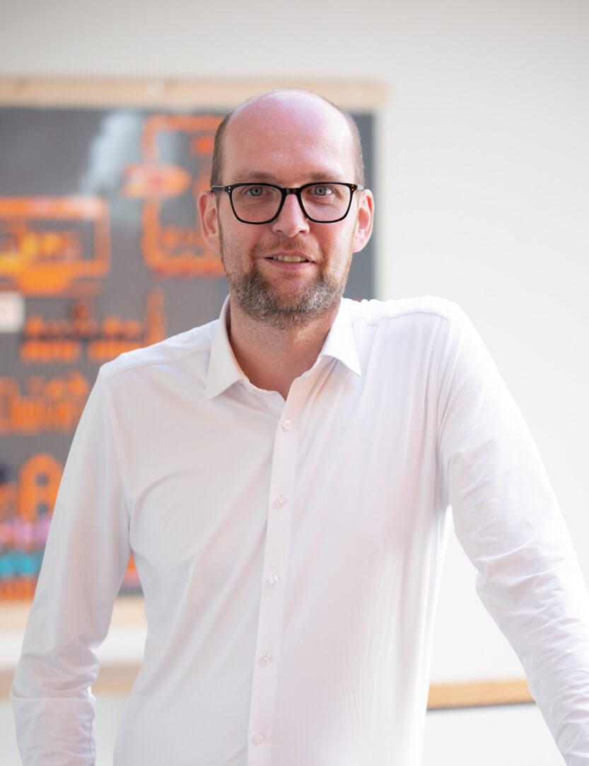 Geschäftsführer und Gesellschafter der epcan GmbH Christian Meiners