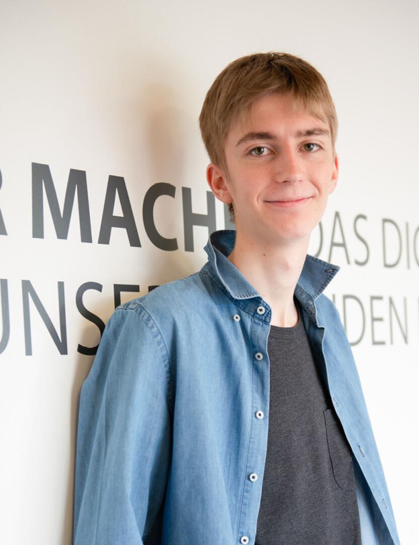 Mitarbeiterfoto Simon van der Assen