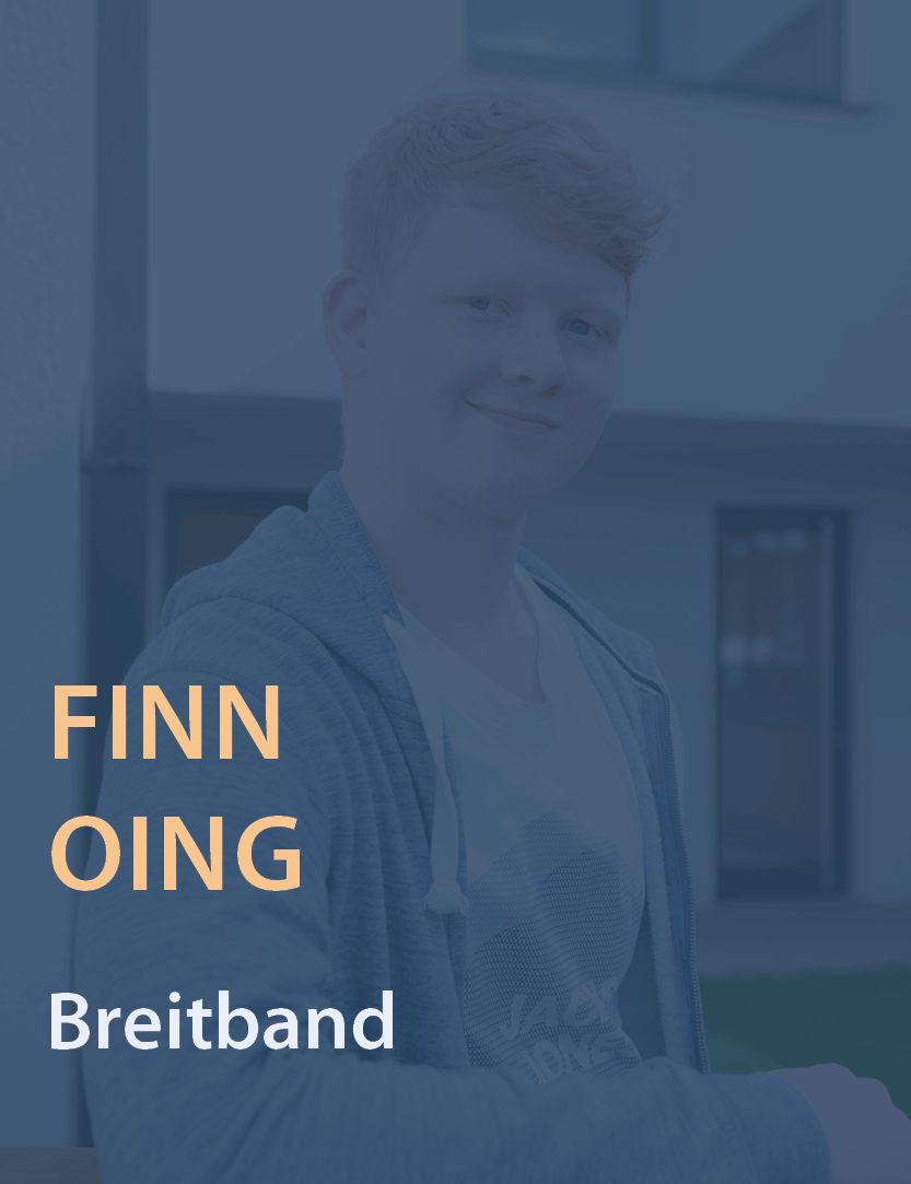 Mitarbeiterfoto Finn Oing