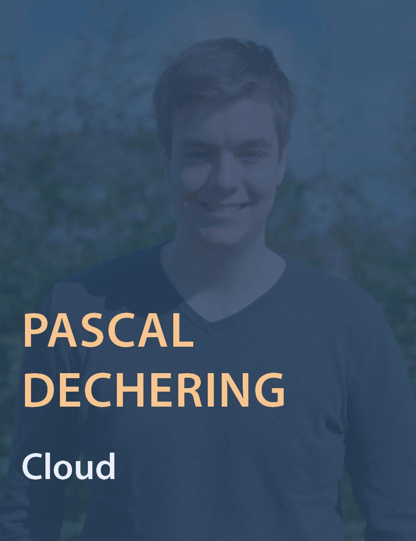 Mitarbeiterfoto Pascal Dechering